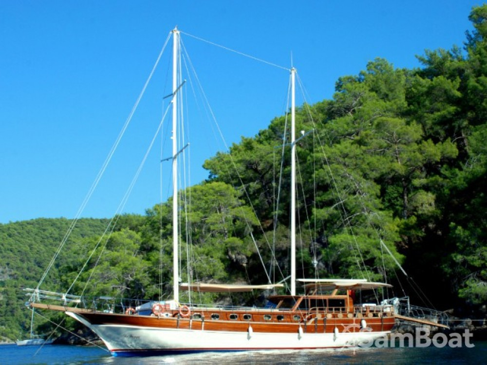 Location bateau Bodrum pas cher Gulet Be Happy