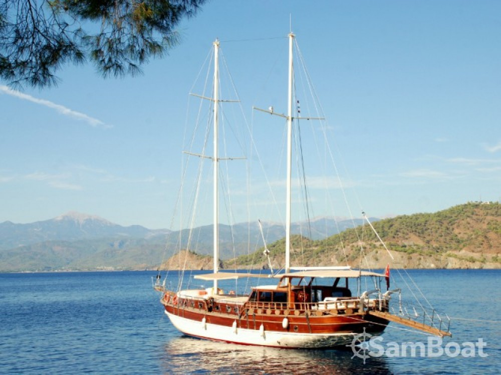 Location bateau Bavaria Gulet Be Happy à Bodrum sur Samboat