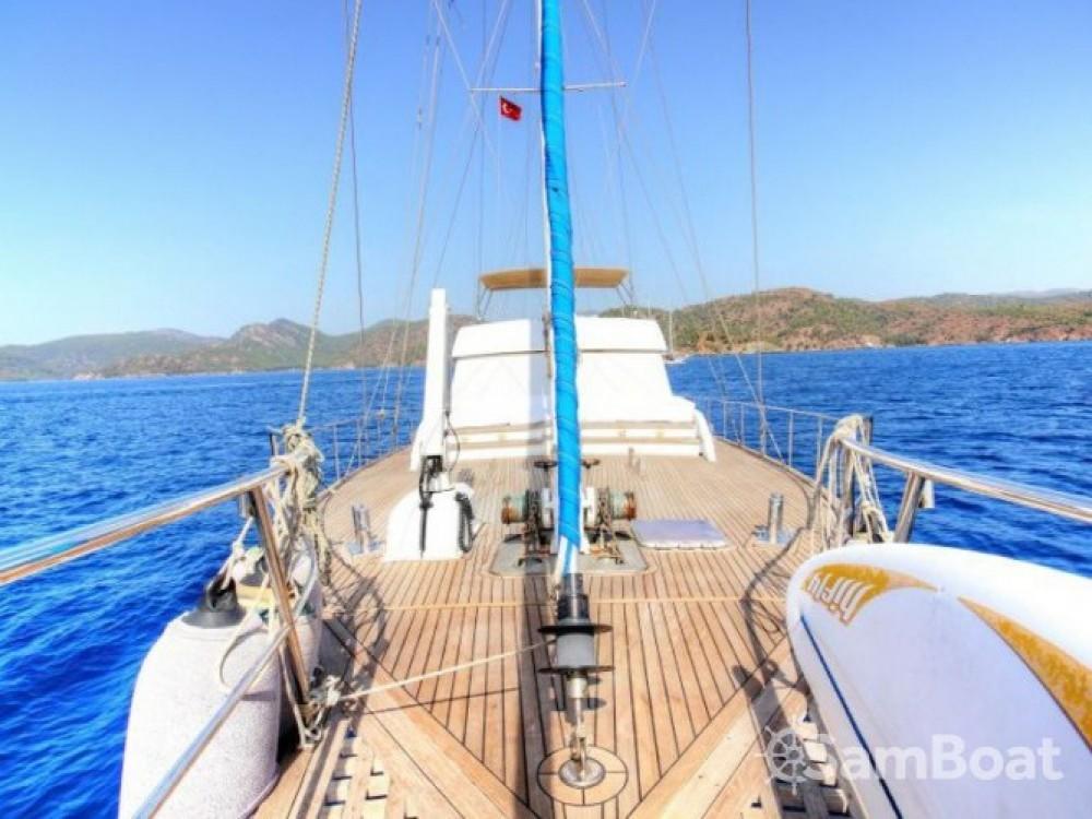 Location bateau Bodrum pas cher Gulet Caneren