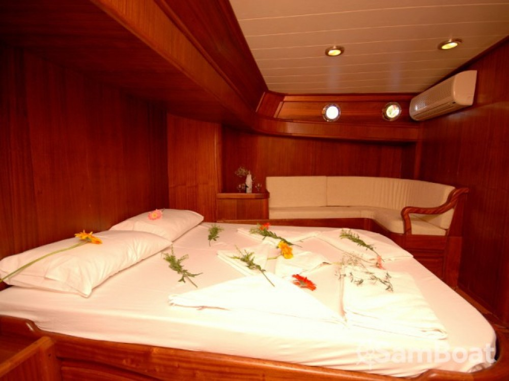 Location yacht à Bodrum - Bavaria Gulet Be Happy sur SamBoat