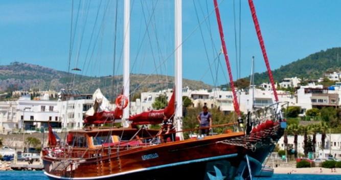 Location yacht à Bodrum - Bavaria Gulet Il Fratello sur SamBoat