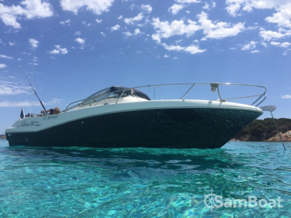 Rental yacht Fréjus - Jeanneau Cap Camarat 755 WA on SamBoat