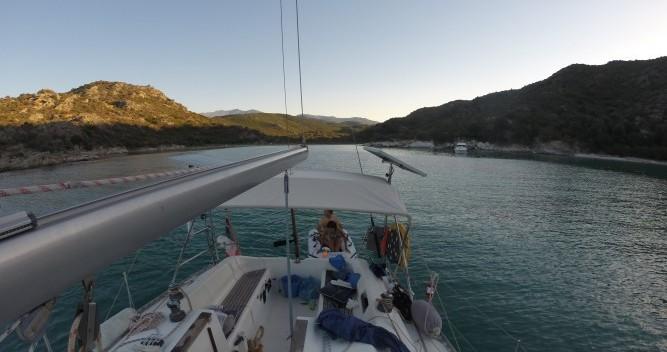 Location bateau Dufour Dufour 32 Classic à Golfe-Juan sur Samboat