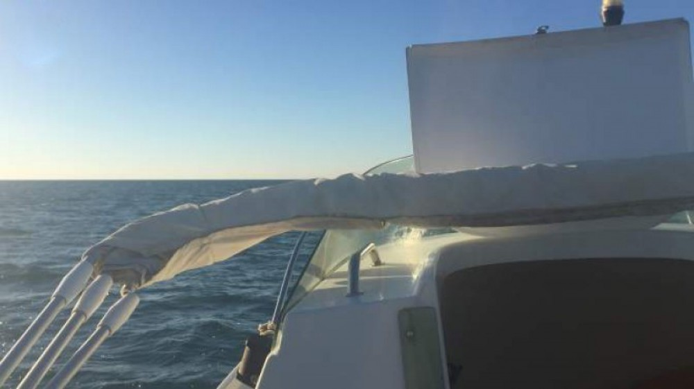 Location yacht à Narbonne-Plage - Quicksilver Quicksilver 435 Open sur SamBoat