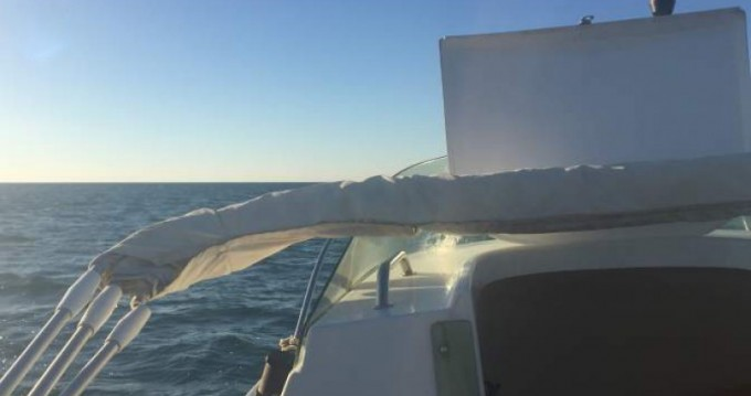Boat rental Narbonne-Plage cheap Quicksilver 435 Open