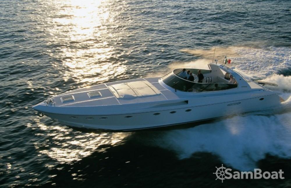 Location bateau Rizzardi CR 50 Top Line à Marina Botafoch sur Samboat
