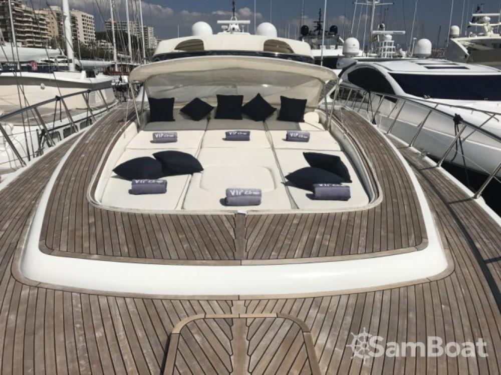 Location Yacht à Club de Mar - Mangusta Mangusta 80