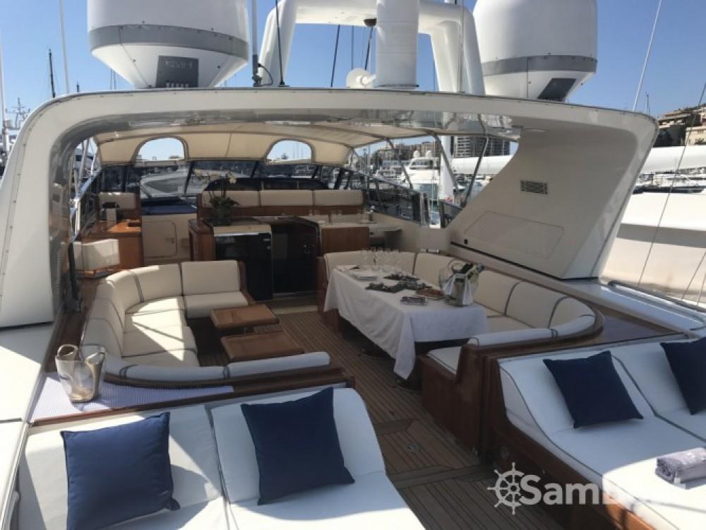 Location yacht à Club de Mar - Mangusta Mangusta 80 sur SamBoat