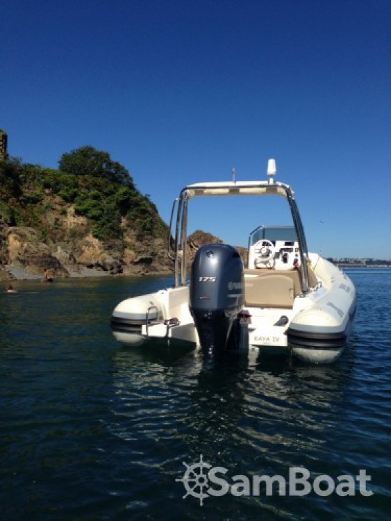 Hire RIB with or without skipper Joker Boat Brest