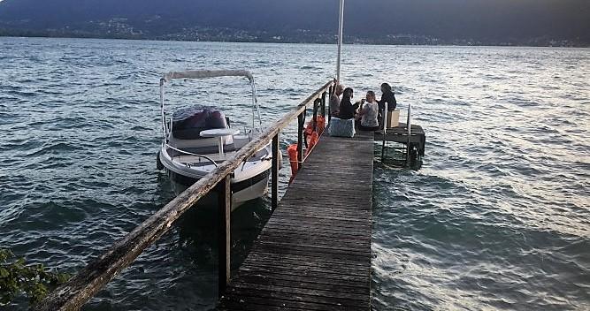 Location yacht à Saint-Jorioz - Titanium 460 sur SamBoat