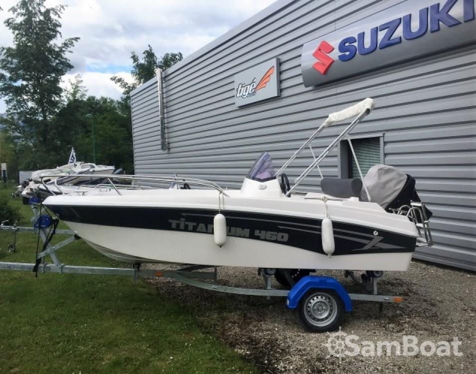 Location bateau Saint-Jorioz pas cher 460