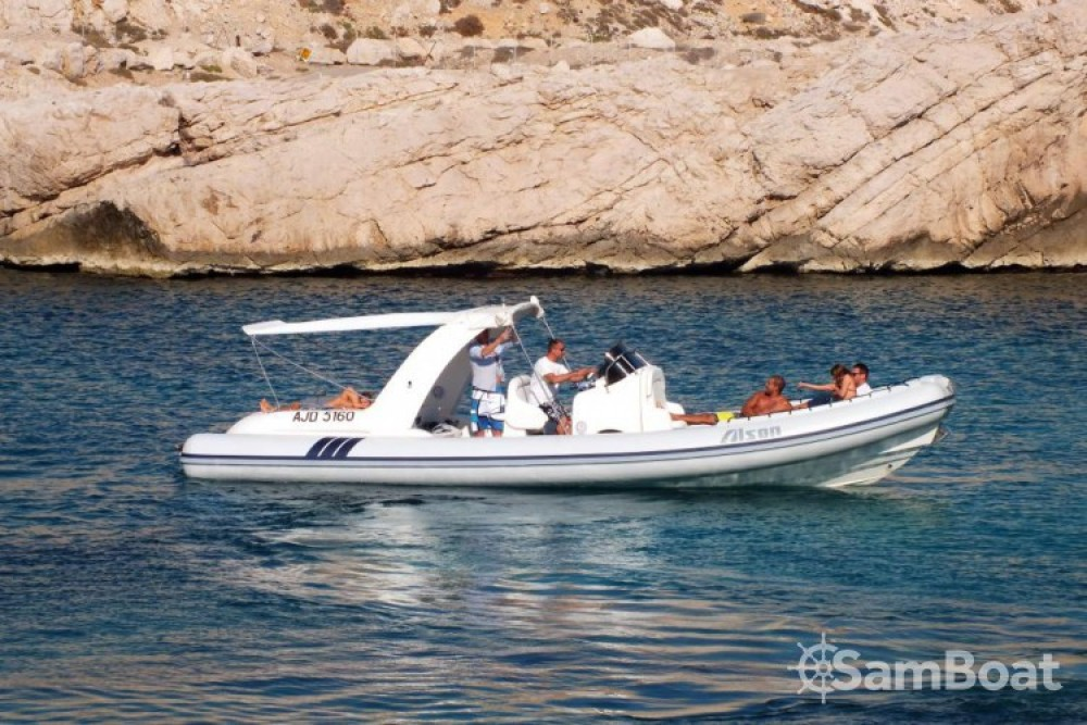 Rental yacht Marseille - Alson Charme 32 on SamBoat