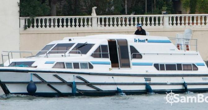 Péniche à louer à Canal du Midi au meilleur prix