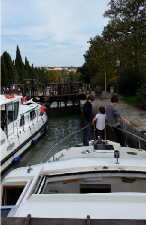 Location yacht à Mas-Saintes-Puelles - Crusader 12.8 sur SamBoat