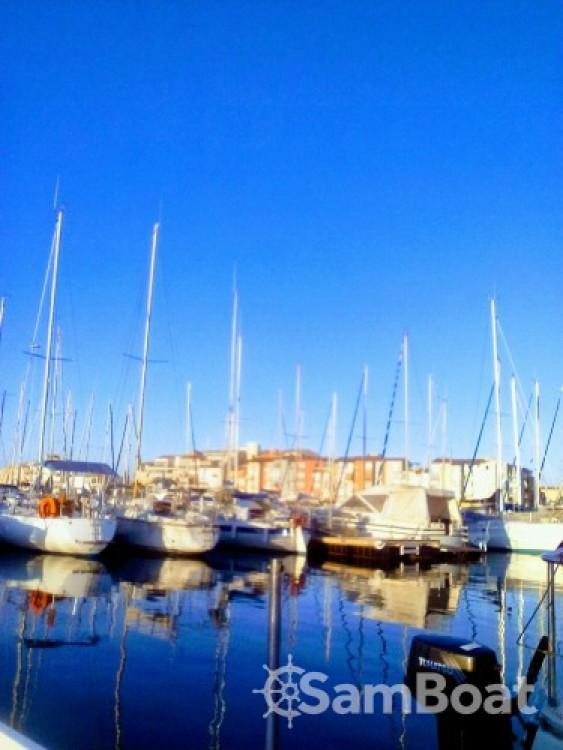 Location Voilier à Agde - Aloa aloa25