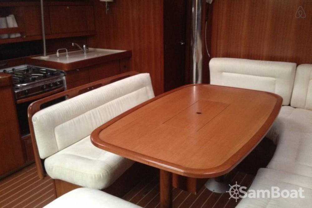 Location bateau Málaga pas cher Dufour 425