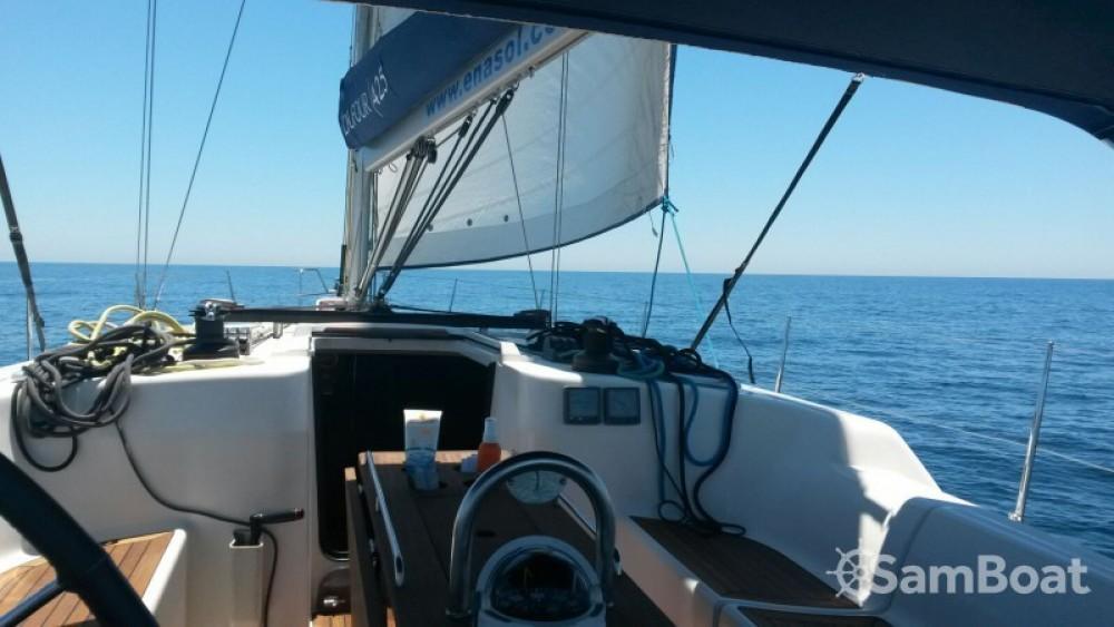 Location bateau Dufour Dufour 425 à Málaga sur Samboat