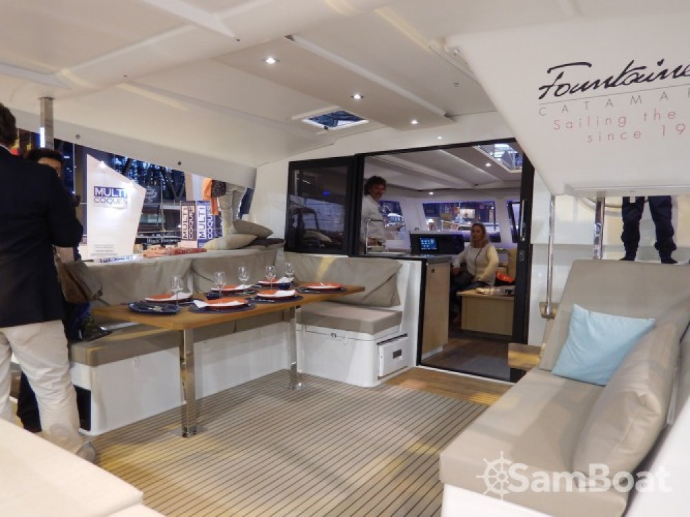 Fountaine Pajot Lucia 40 between personal and professional Zadar
