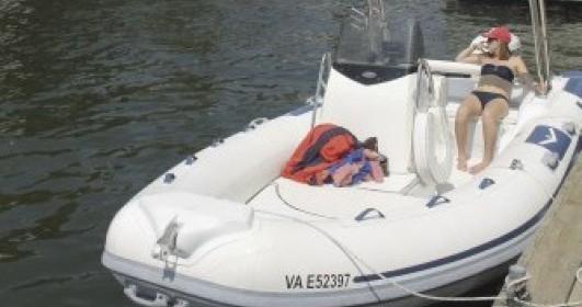 Location bateau Nantes pas cher Comfort 100