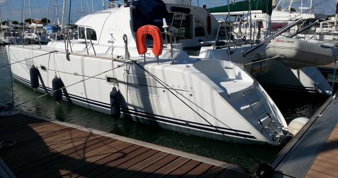 Catamaran à louer à Le Verdon-sur-Mer au meilleur prix