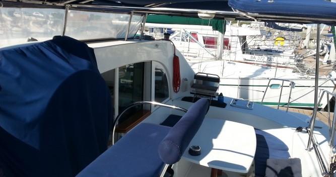 Location Catamaran à Le Verdon-sur-Mer - Lagoon Lagoon 380 S2