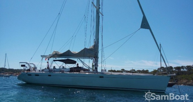 Hire Sailboat with or without skipper Chantier-Medoc Marseille