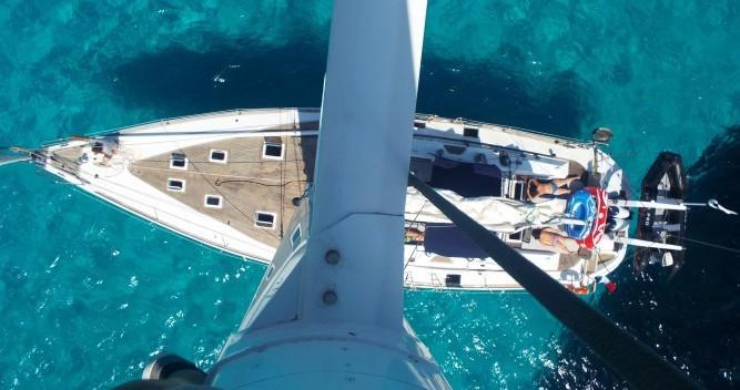 Rental yacht Marseille - Chantier-Medoc atlantis 600 on SamBoat