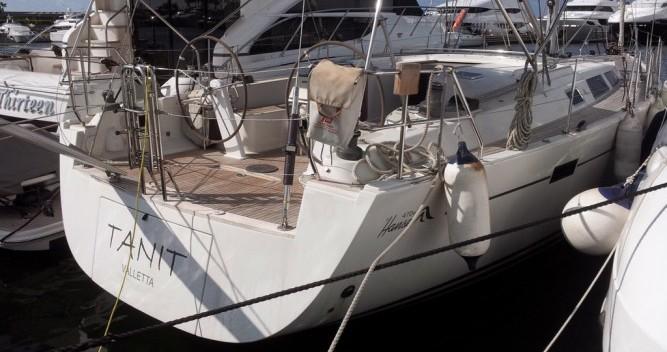 Louer Voilier avec ou sans skipper Hanse à Nicosia