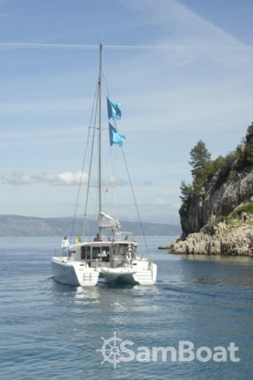 Yacht-Charter in Split - Lagoon Lagoon 39 auf SamBoat