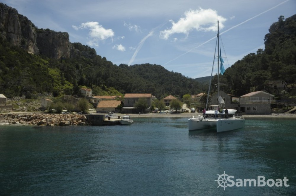 Location yacht à Split - Lagoon Lagoon 39 sur SamBoat
