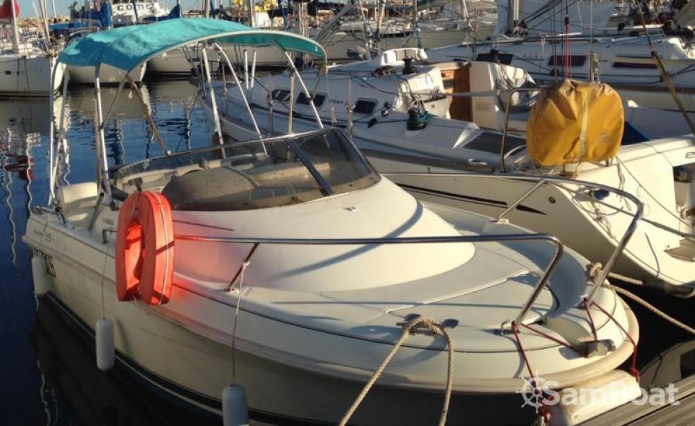 Location bateau Marseille pas cher Leader 515