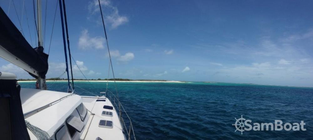 Location bateau Papeete pas cher Marquise 56