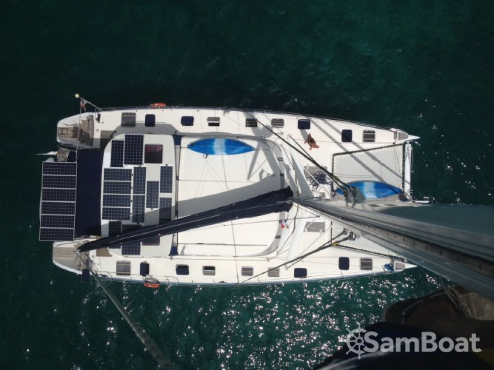 Location yacht à Papeete - Fountaine Pajot Marquise 56 sur SamBoat