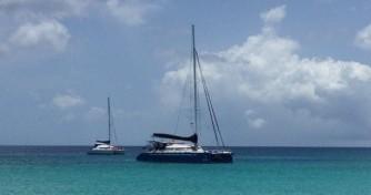 Location bateau Fountaine Pajot Marquises 56 à Papeete sur Samboat