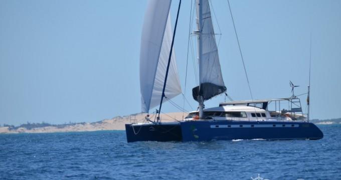 Location bateau Papeete pas cher Marquises 56