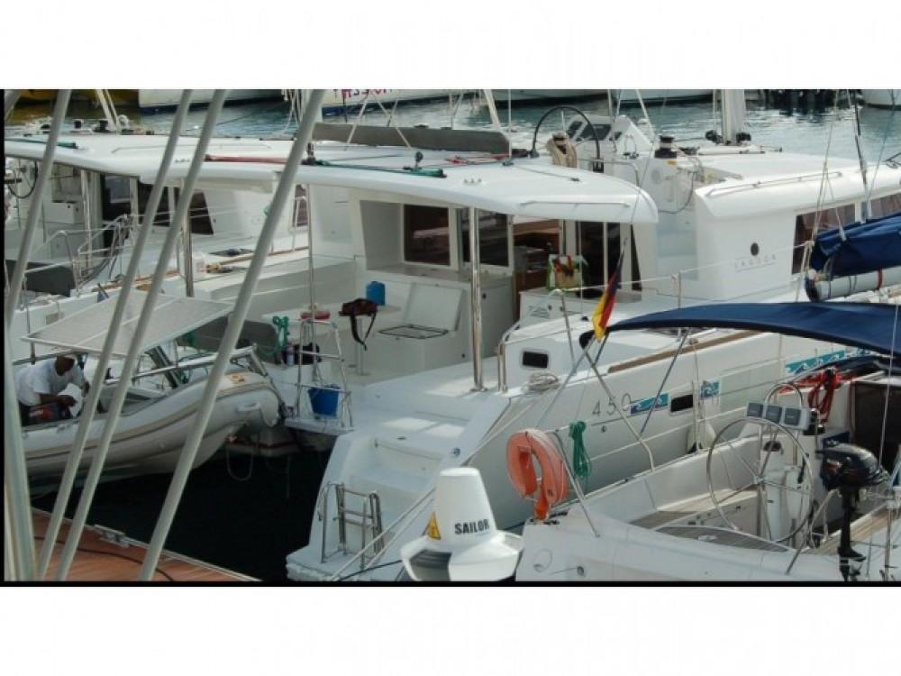 Location bateau Lagoon Lagoon 450 à Pointe-à-Pitre sur Samboat