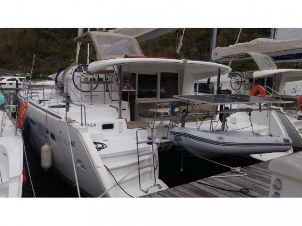 Location bateau Le Marin pas cher Lagoon 400