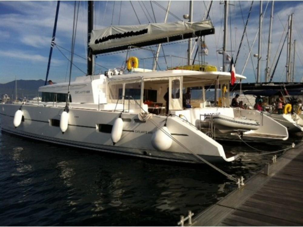 Catlante Catlante 600 - incl. crew & full board entre particuliers et professionnel à Victoria
