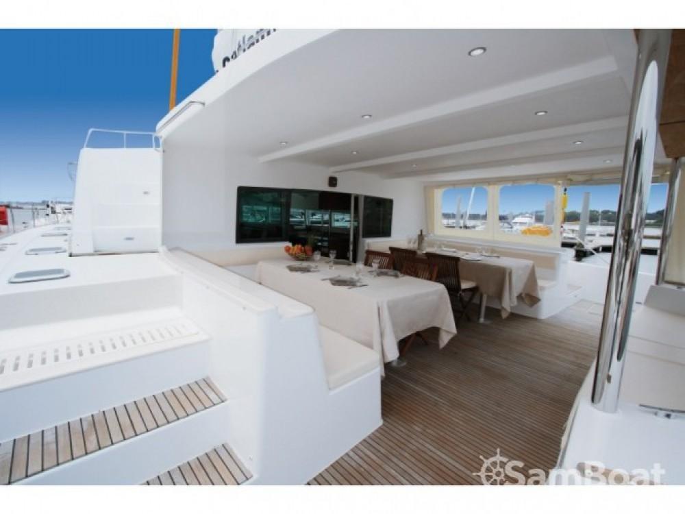 Louer Catamaran avec ou sans skipper Catlante à Victoria