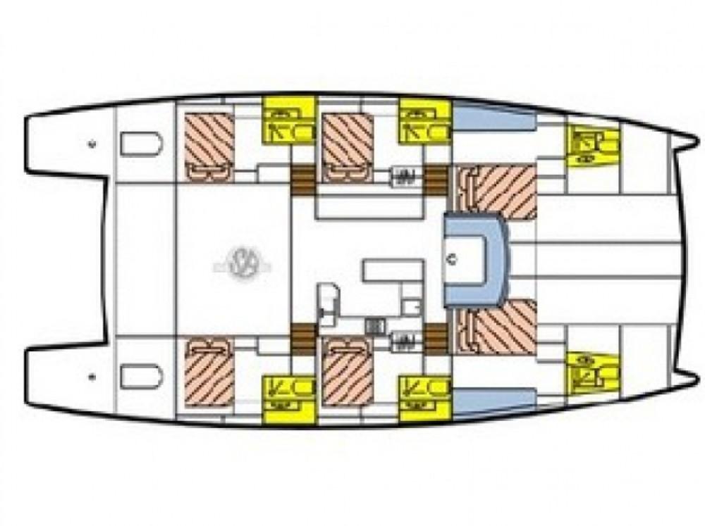 Louez un Catlante Catlante 600 - incl. crew & full board à Victoria