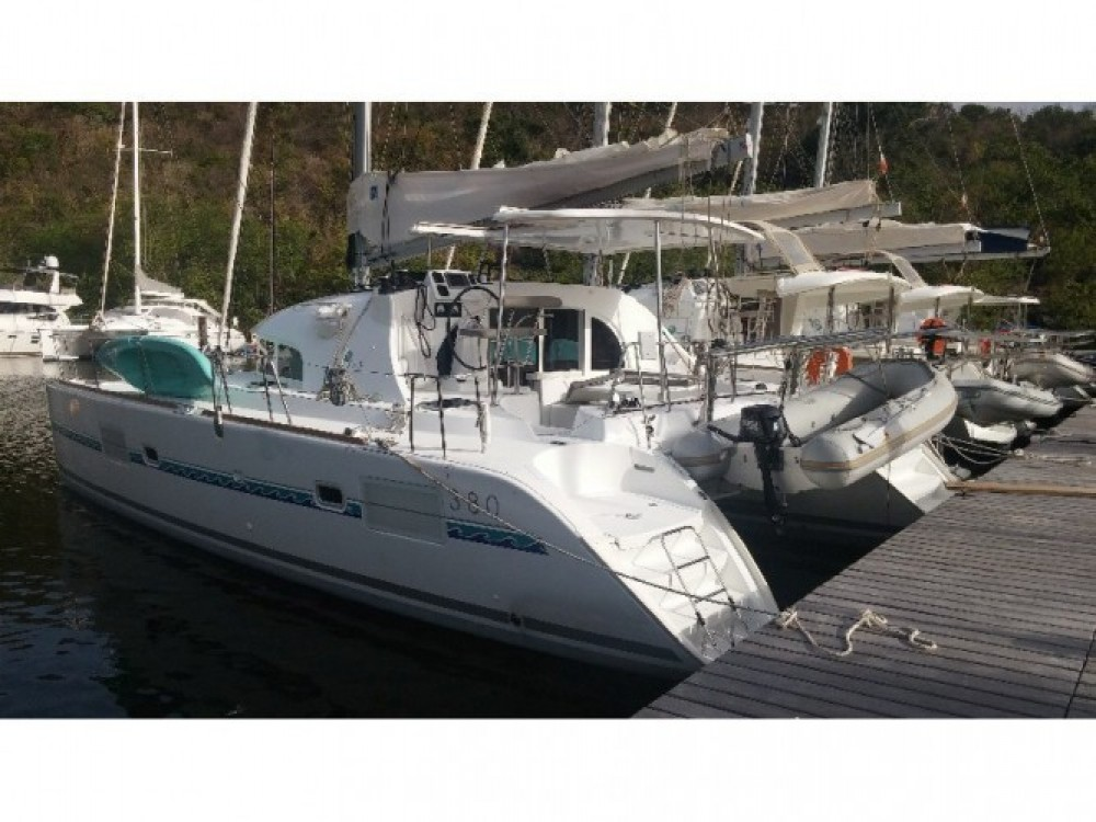Location Catamaran à Pointe-à-Pitre - Lagoon Lagoon 380 S2