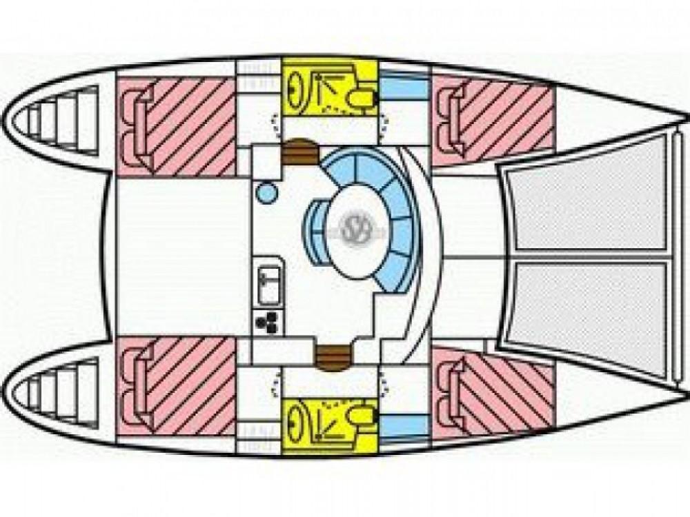 Louer Catamaran avec ou sans skipper Lagoon à Pointe-à-Pitre