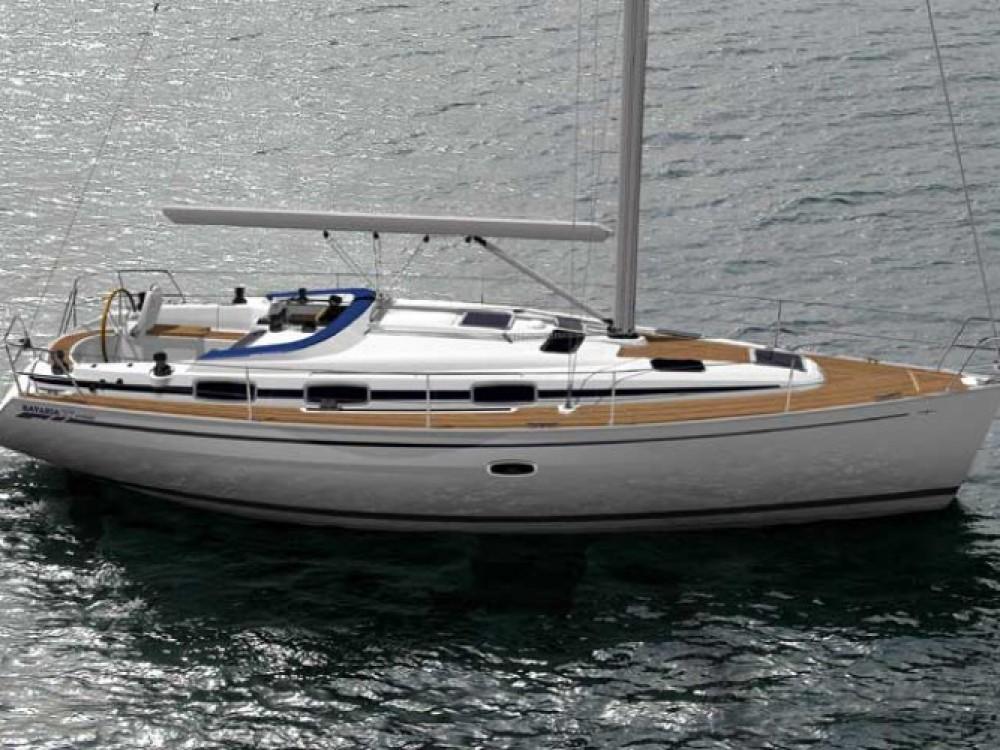 Location bateau Primošten pas cher Cruiser 37