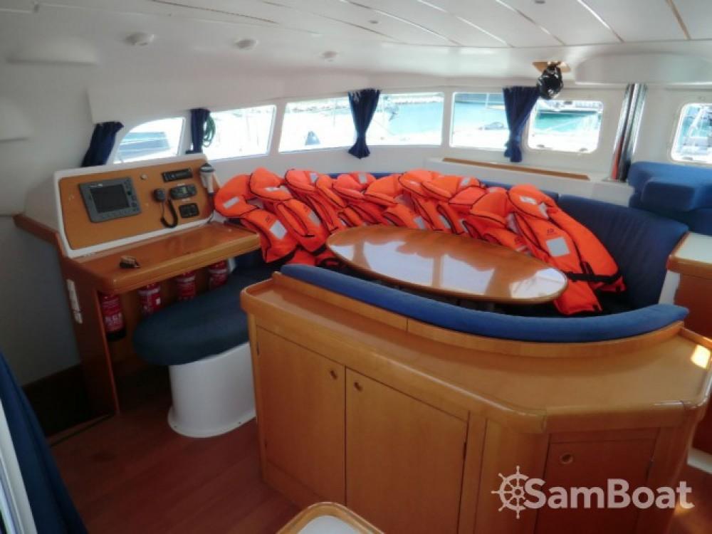 Location bateau Sukošan pas cher Lagoon 410
