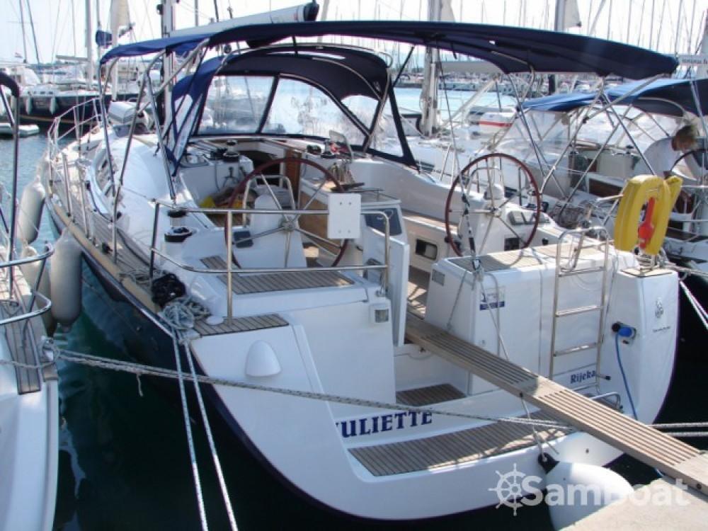 Location bateau Sukošan pas cher Oceanis 46