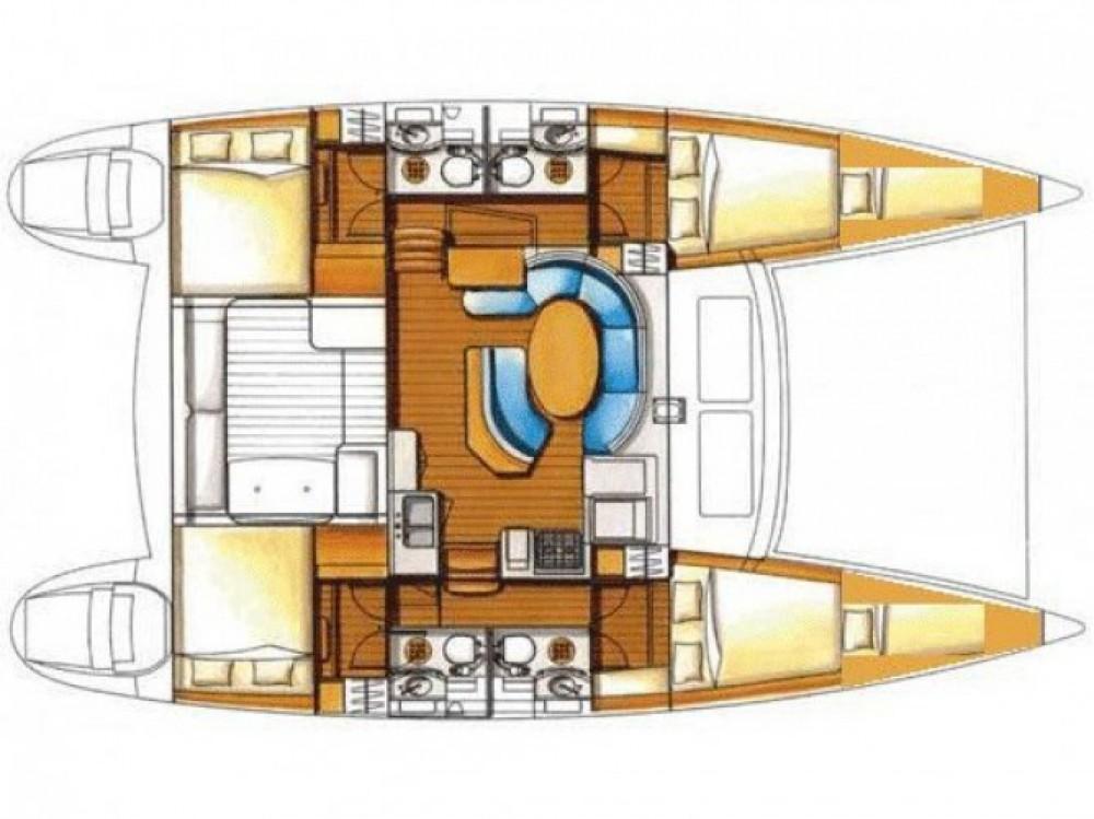 Location yacht à Sukošan - Lagoon Lagoon 410 sur SamBoat