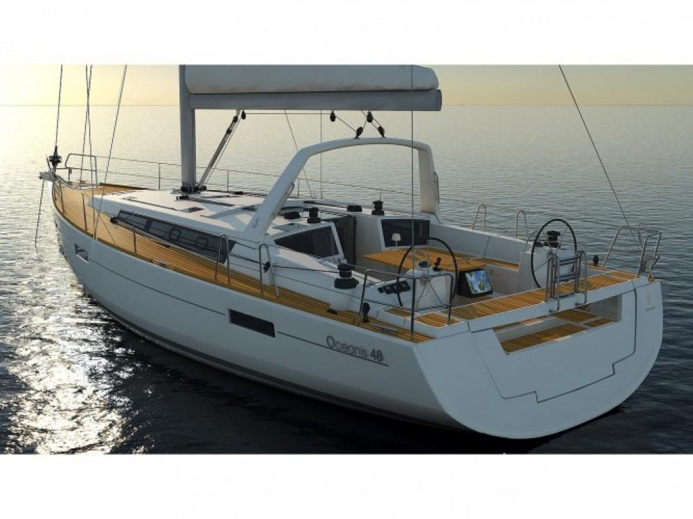 Location bateau Sukošan pas cher Oceanis 48