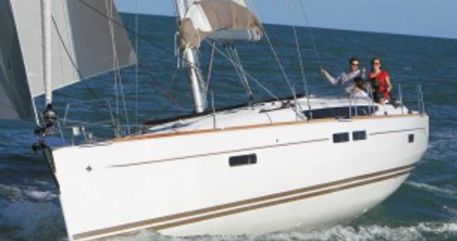 Boat rental Salerno cheap Sun Odyssey 469