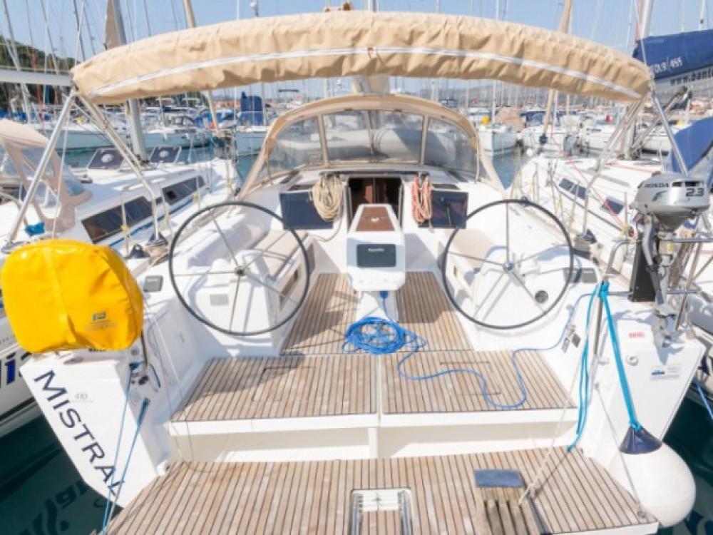 Location yacht à Primošten - Dufour Dufour 410 Grand Large sur SamBoat