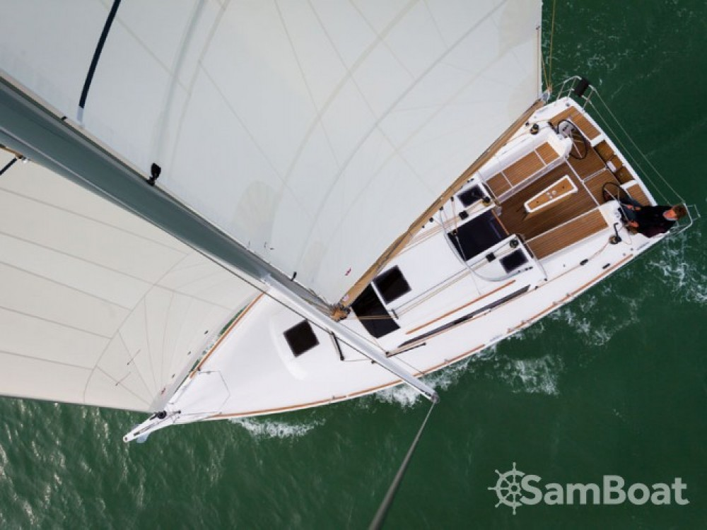 Location yacht à Primošten - Dufour Dufour 350 Grand Large sur SamBoat